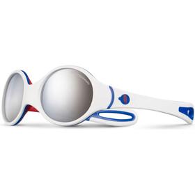 Julbo Loop Spectron 4 Okulary przeciwsłoneczne 2-4Y Dzieci, biały/niebieski